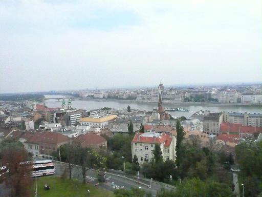 ブダペスト世界遺産の眺め.JPG