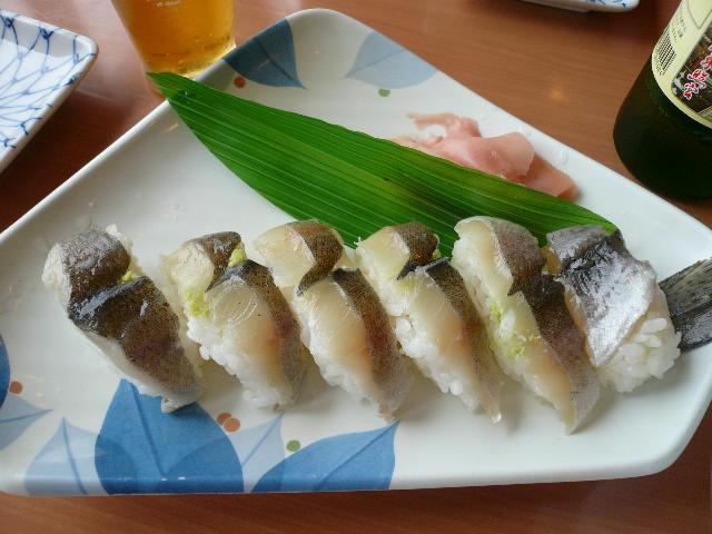日光らんぶる ます寿司