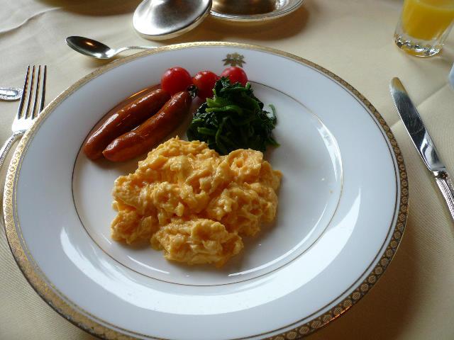 日光金谷ホテル 朝食02
